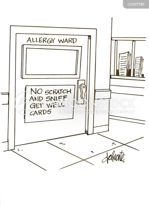 inflammation cartoon