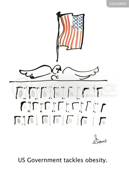 healthcare problem cartoon