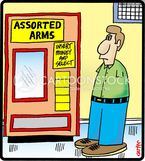 prosthetic limb cartoon