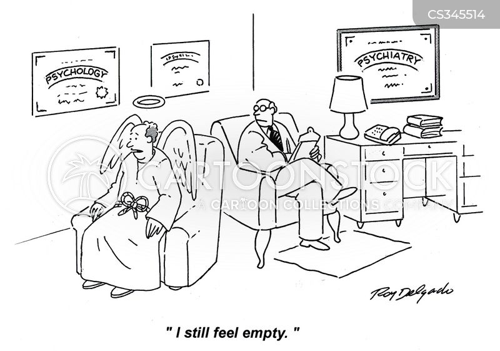 emptiness cartoon