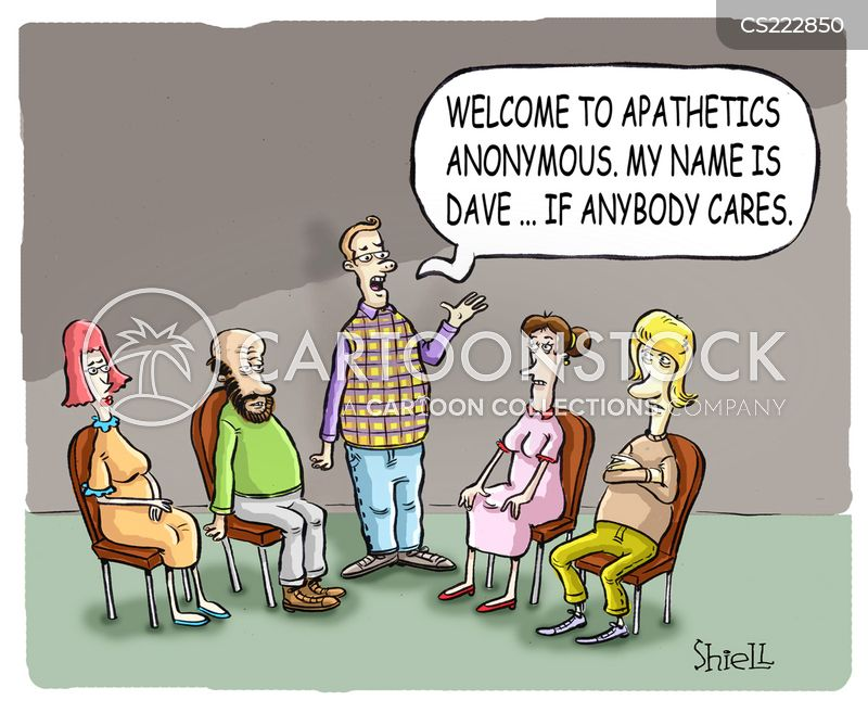 passiveness cartoon