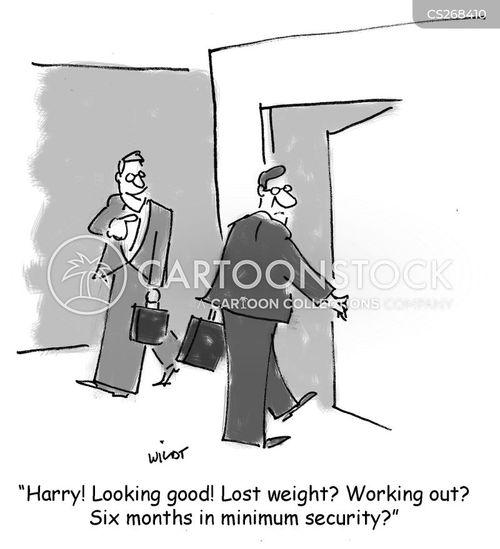 backhanded cartoon