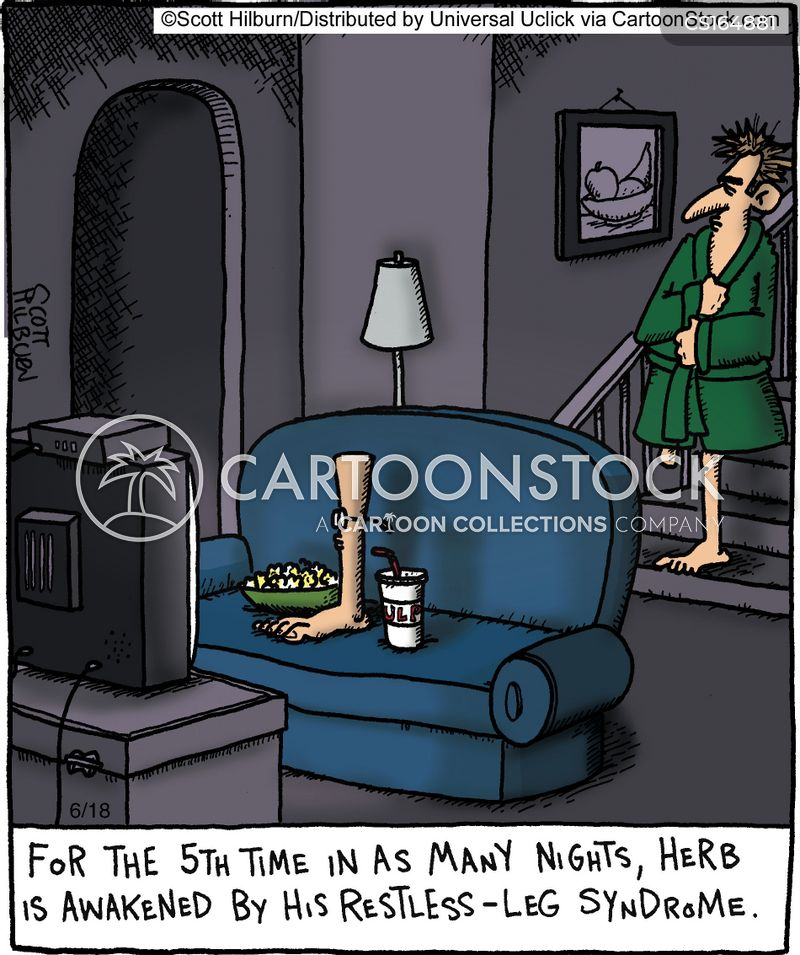 nights cartoon