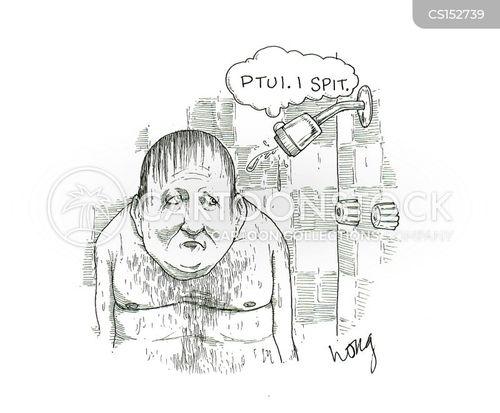 contempt cartoon