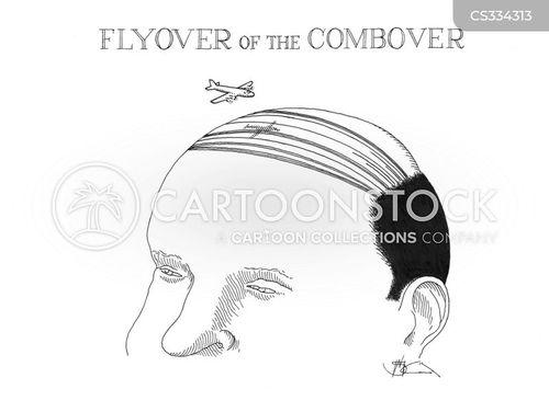 bald man cartoon