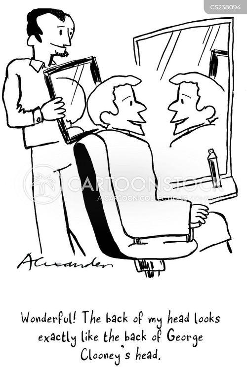 barber shops cartoon
