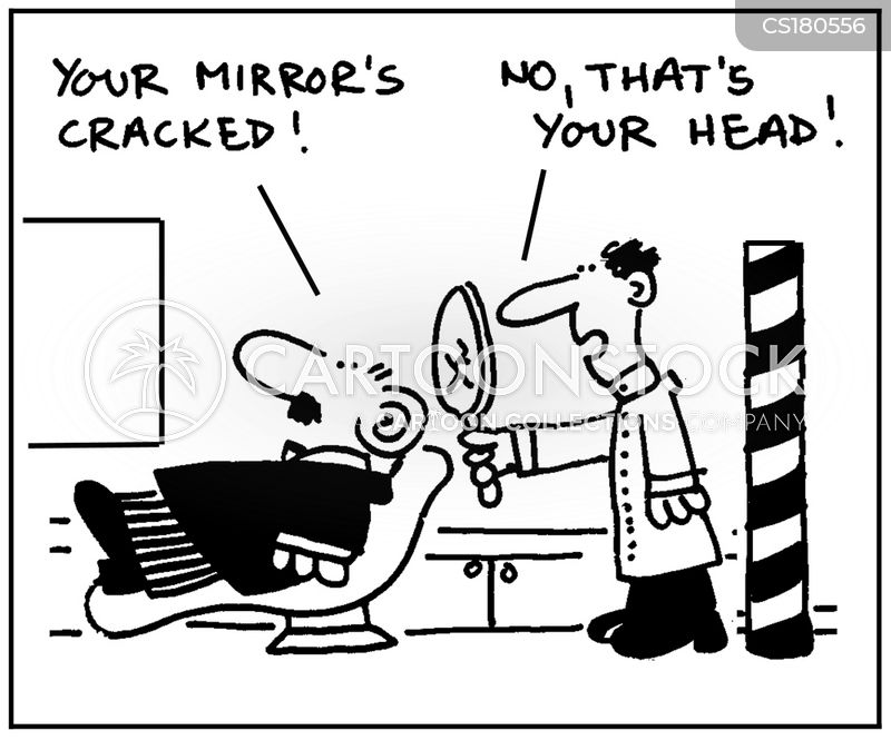 head injury cartoon