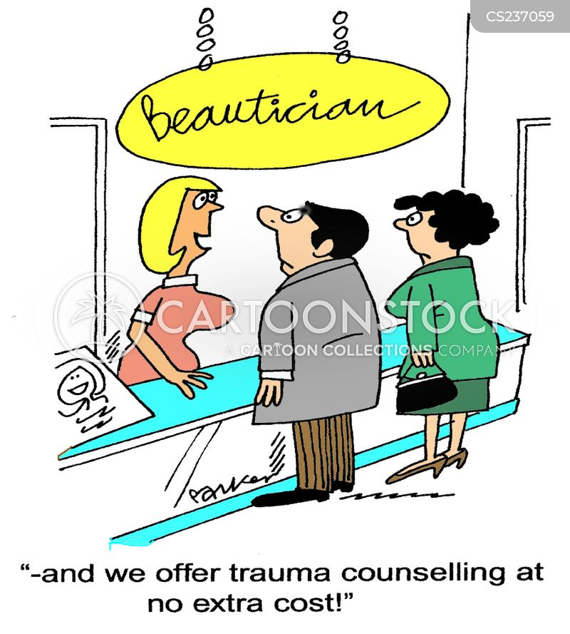 Trauma Therapists Cartoons And Comics Funny Pictures From Cartoonstock