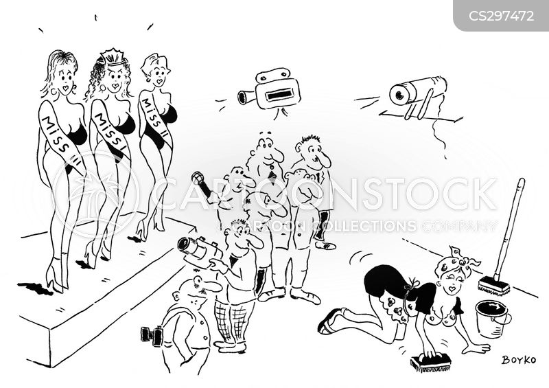 Beauty Contest cartoons, Beauty Contest cartoon, funny, Beauty Contest picture, Beauty Contest pictures, Beauty Contest image, Beauty Contest images, Beauty Contest illustration, Beauty Contest illustrations