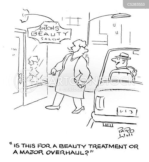 beautians cartoon