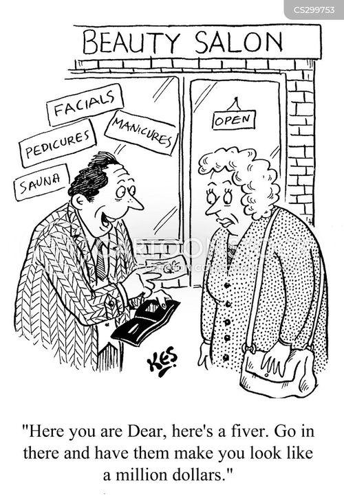 fiver cartoon