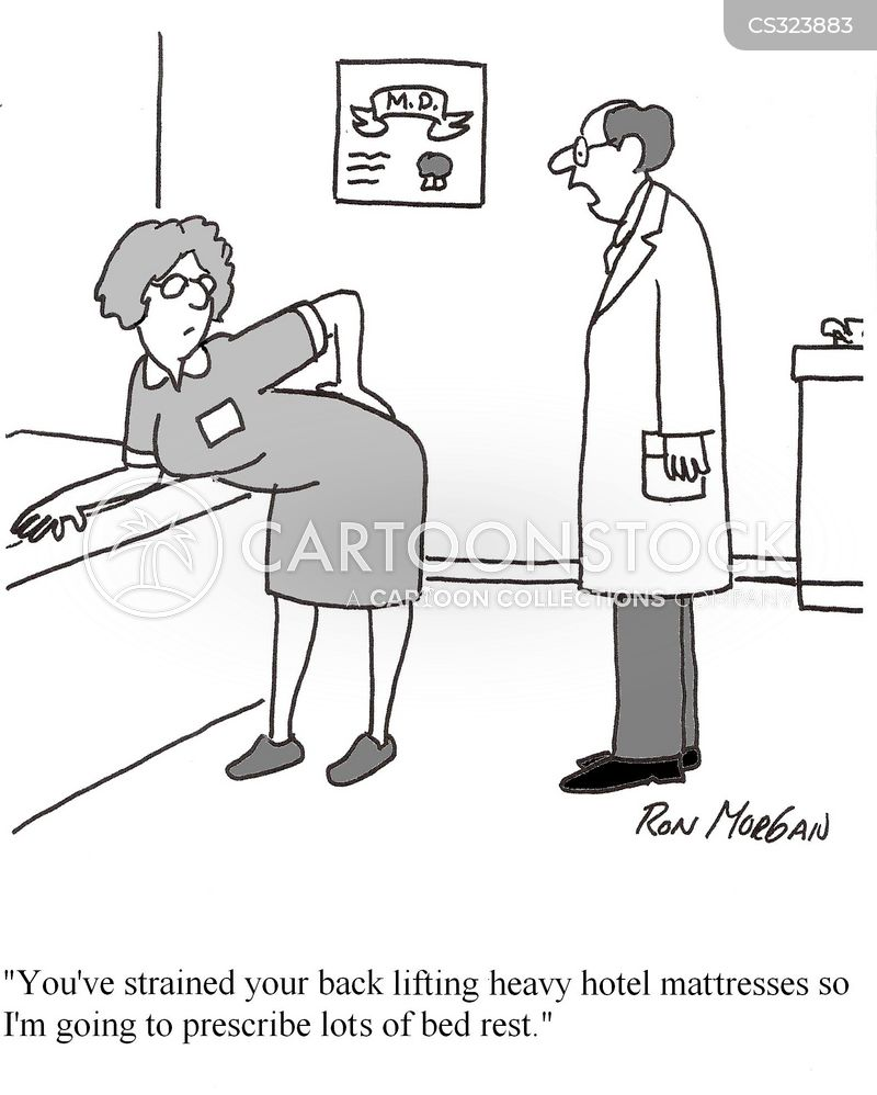 Bed Rest Cartoons And Comics Funny Pictures From