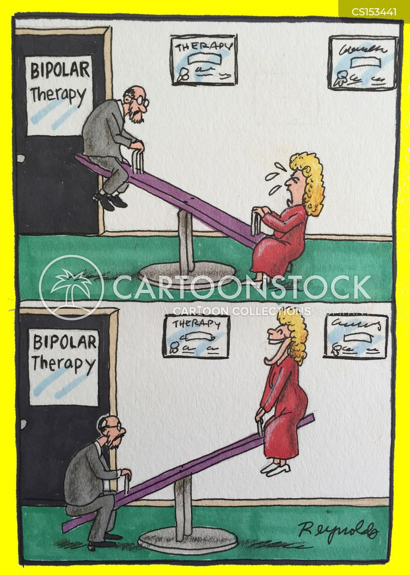 see-saws cartoon