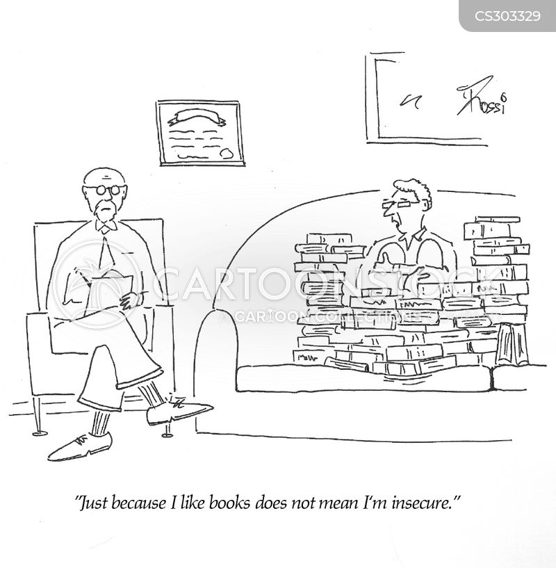psychoanalyse cartoon