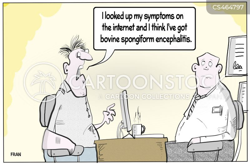 mad cows disease cartoon