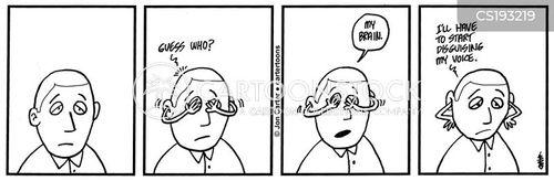 disorders cartoon