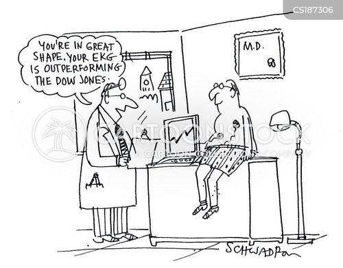 healthiness cartoon