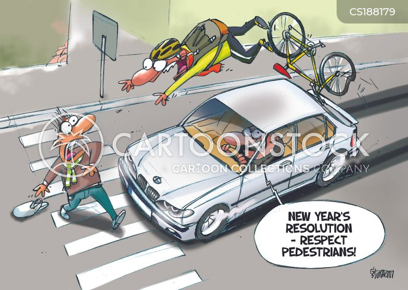 bicyclers cartoon