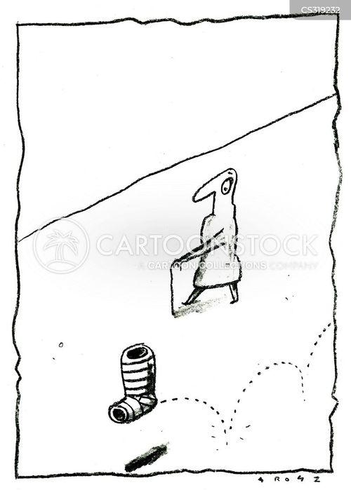 strolls cartoon