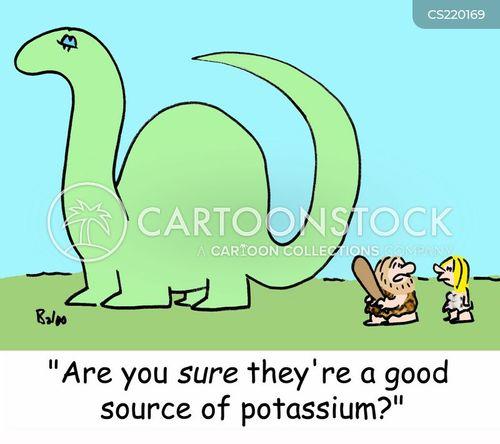 potassium cartoon
