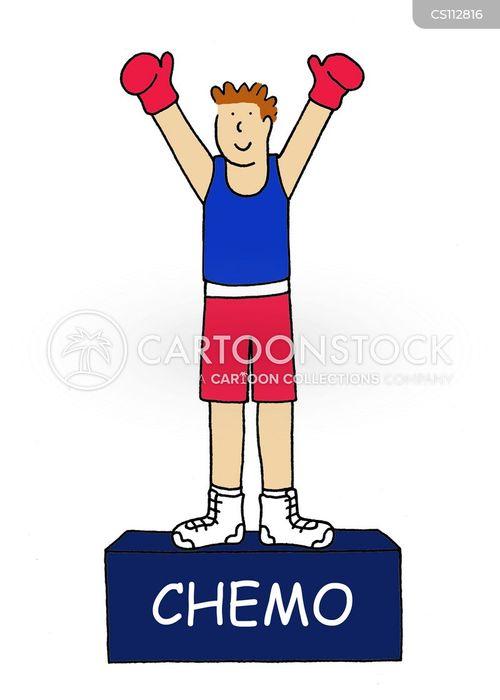 chemotherapy cartoon