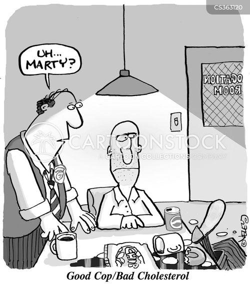 cardiac cartoon