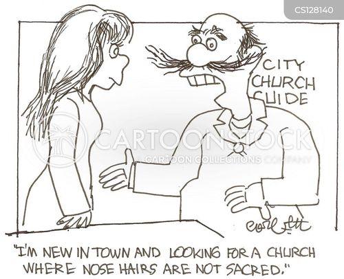 sacredness cartoon