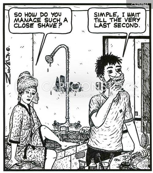 last second cartoon