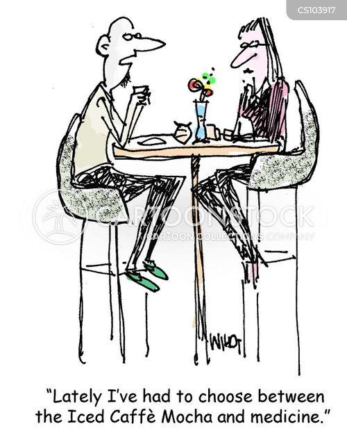mocha cartoon