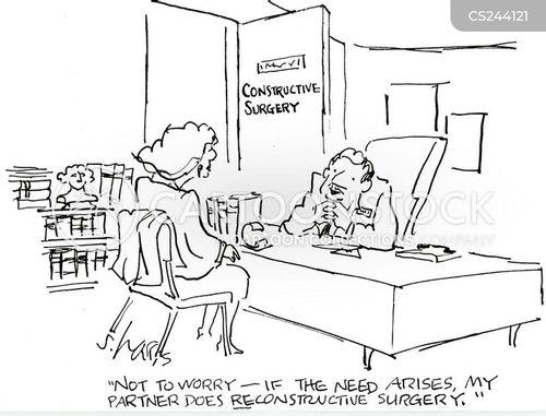 constructive cartoon