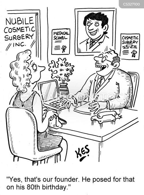 private practice cartoon