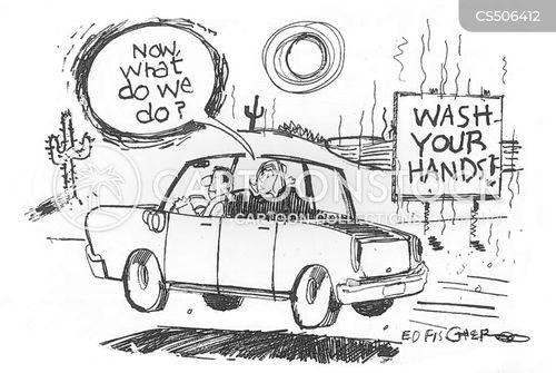 preventative measures cartoon