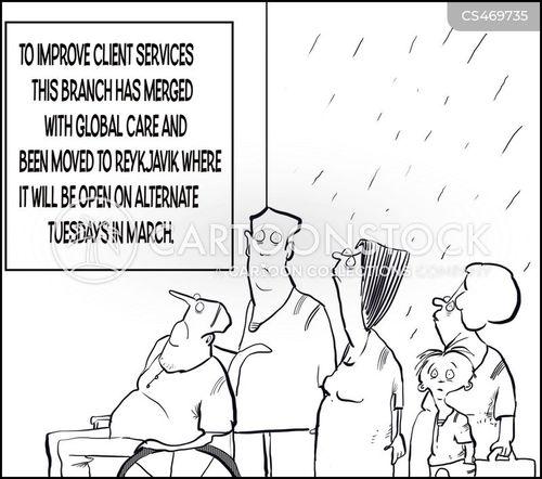 austerity cut cartoon
