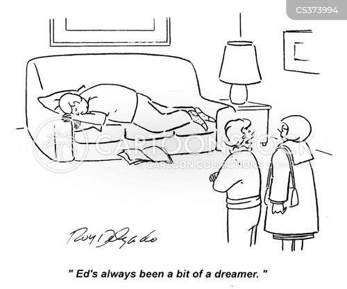dreamt cartoon