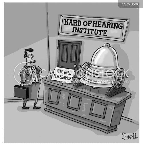 door bell cartoon