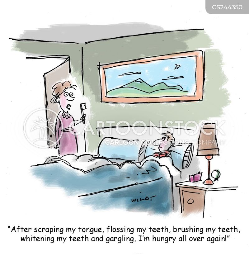 hungriness cartoon