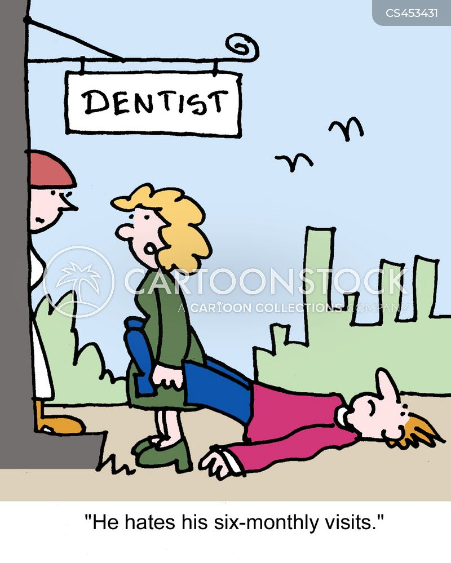 medical phobia cartoon