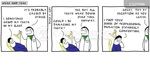 defeatism cartoon