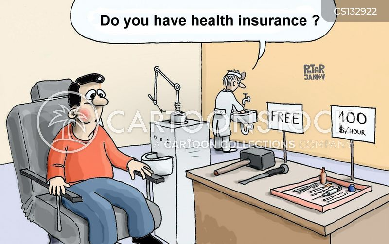 tooth care cartoon
