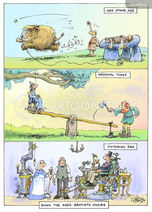 history of medicine cartoon