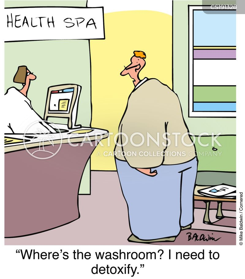 spas cartoon