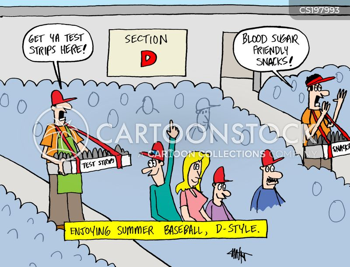 blood sugar cartoon