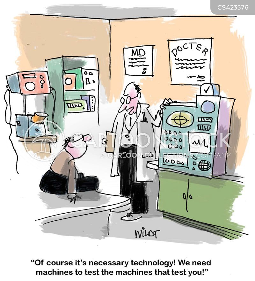 modern medicine cartoon