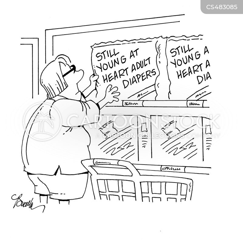 bladder control cartoons and comics