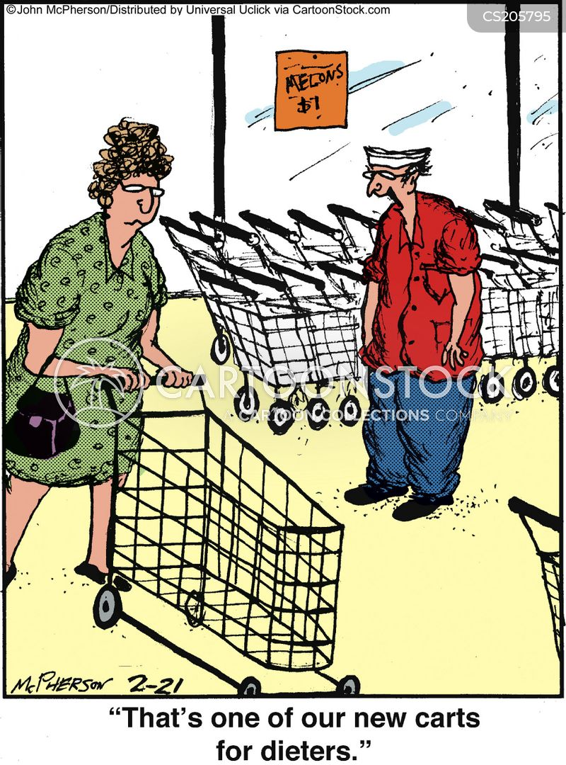 slim trolley cartoon