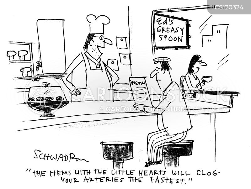 artery cartoon