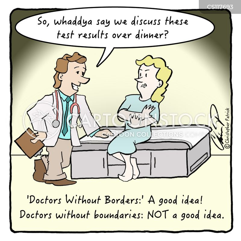 doctors without borders cartoon