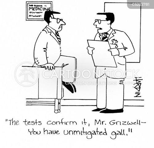 gall cartoon