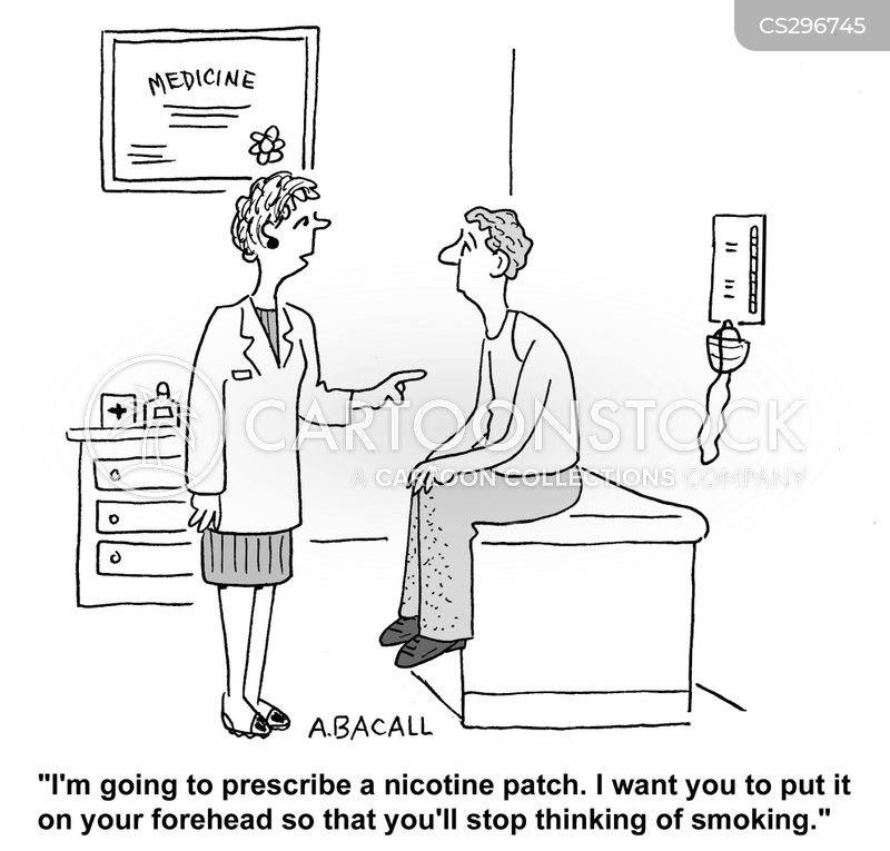 Giving Up Smoking Cartoons And Comics Funny Pictures From Cartoonstock