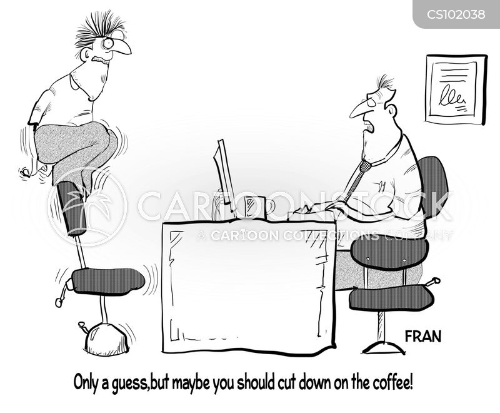 stimulants cartoon